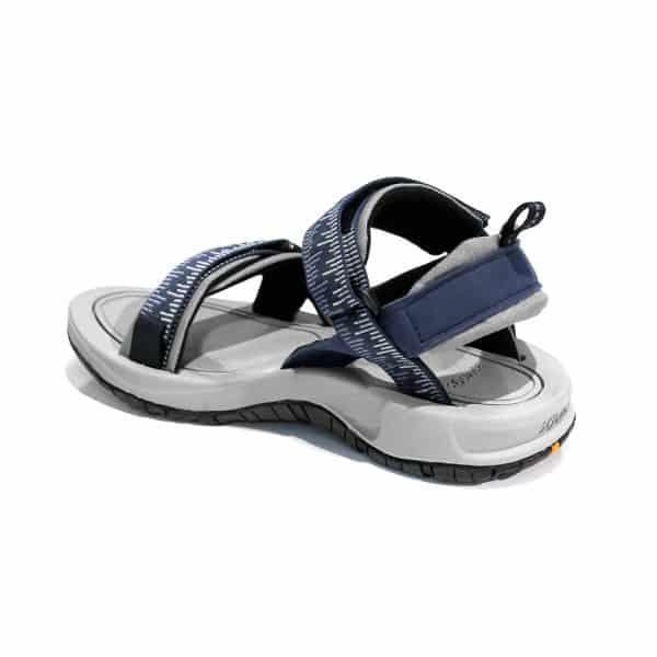 סנדלי שורש לגברים | גובי Comfort ווליום כחול