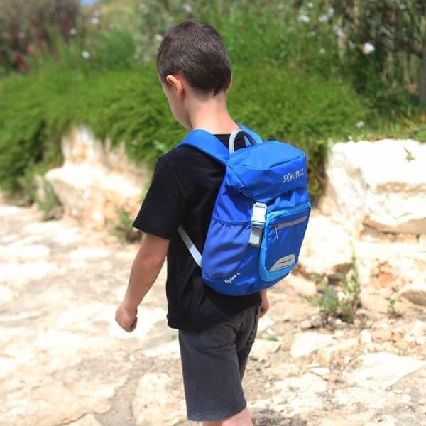 תרמיל טיולים קל משקל לילדים גדולים