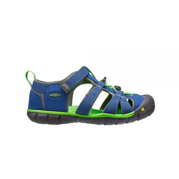 סנדלי Keen לילדים   Seacamp כחול/ירוק