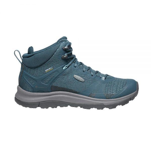 נעלי Keen לנשים | Terradora II Mid WP כחול