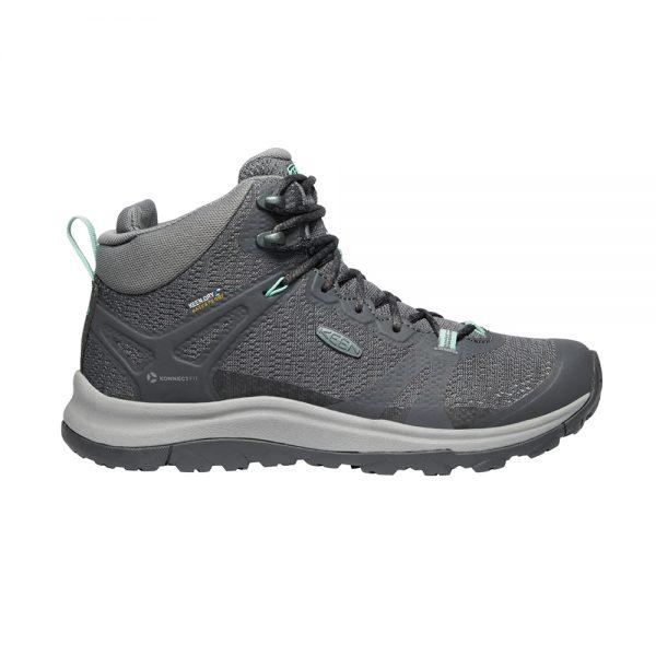 נעלי Keen לנשים | Terradora II Mid WP אפור כהה