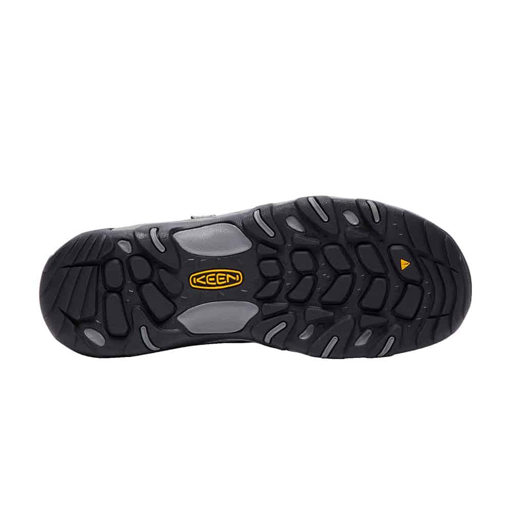 נעלי Keen לגברים | Oakridge WP אפור כהה