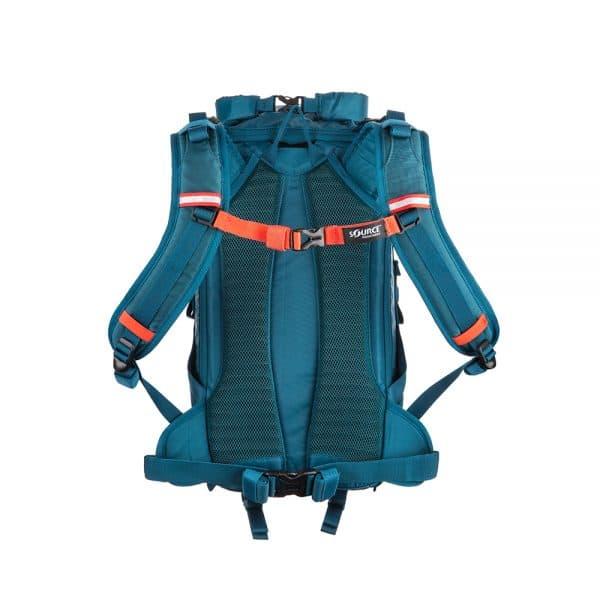 תרמיל טיולים מוצ'ילה שורש | 28 ליטר | Adventure כחול קוראל