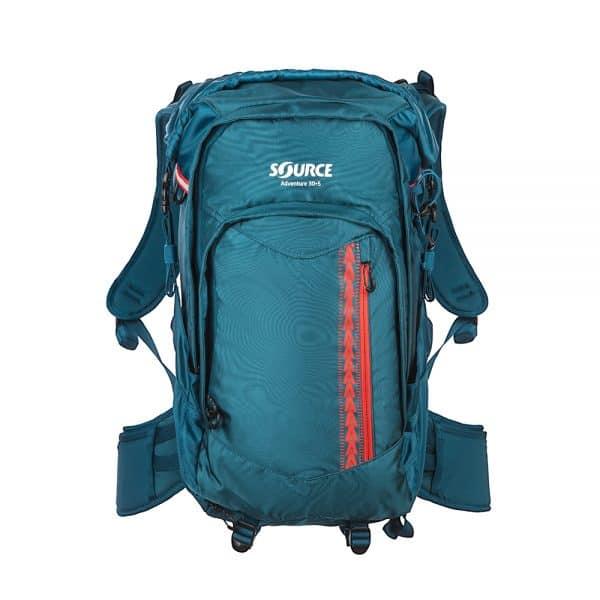 תרמיל טיולים מוצ'ילה שורש | 35 ליטר | Adventure כחול קוראל
