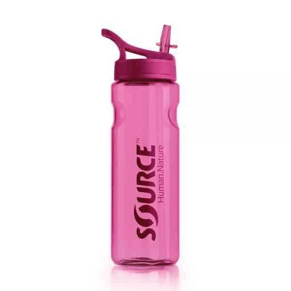 בקבוק מים קשיח | 0.5/0.75 ליטר | Everyday Bottle ורוד