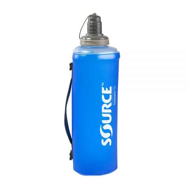 בקבוק מים מתקפל | 1 ליטר | ™Nomadic