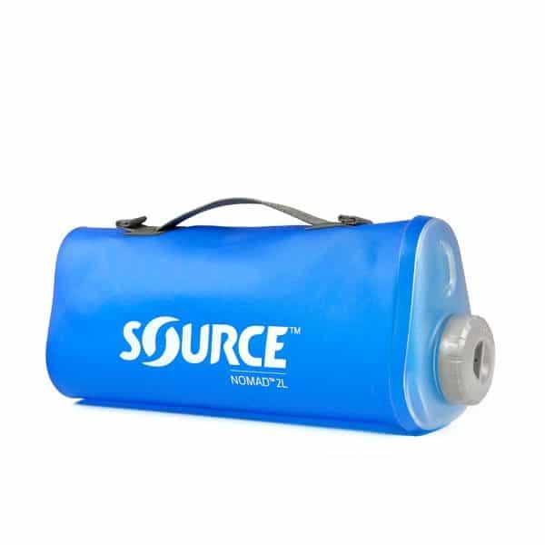 בקבוק מים מתקפל | 2 ליטר | ™Nomadic