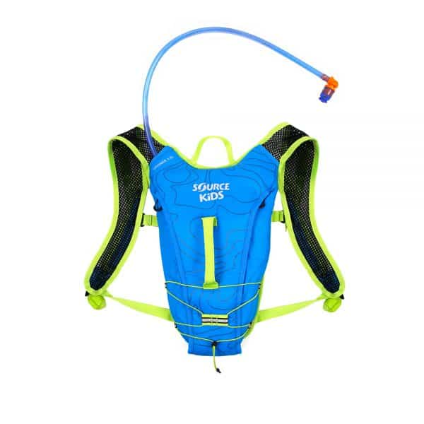 תיק מים לילדים     שלוקר שורש 1.5 ליטר   ™Spinner כחול/ירוק