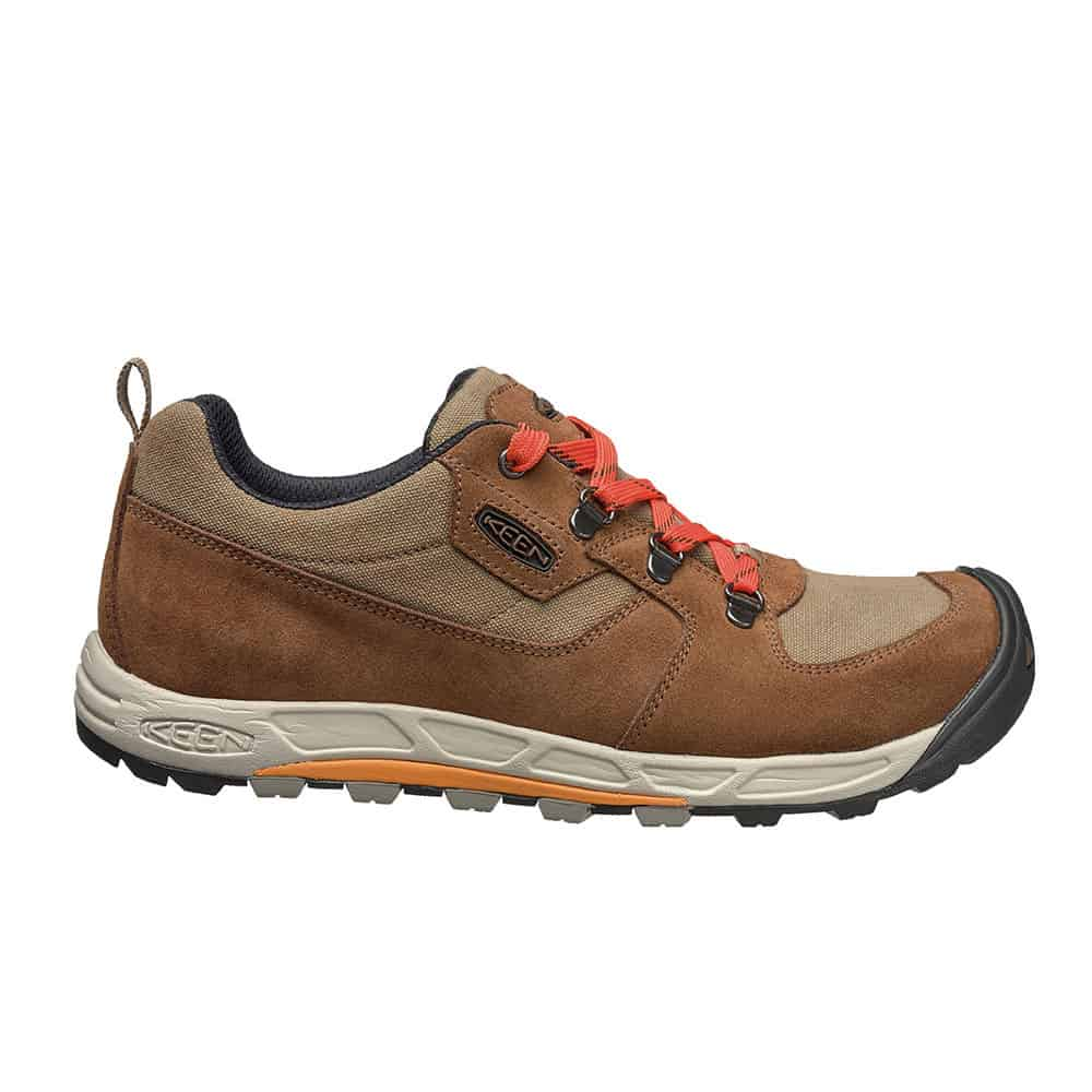 נעלי KEEN לגברים   Westward Mid Leather WP   עודפים